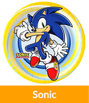 Sonic Party Supplies