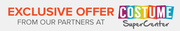 30% Off Costumes + Free Shipping On Orders $29+
