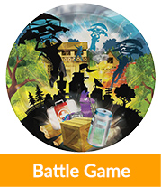 Battle Game Party Supplies
