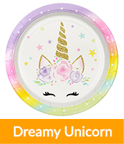 Dreamy Unicorn Party Supplies